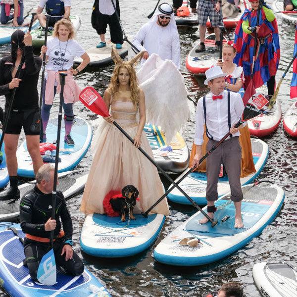 Фестиваль сапсерфинга