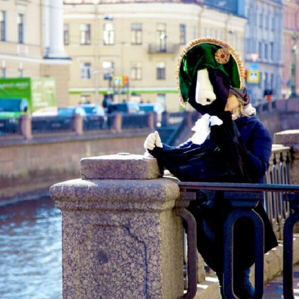 Спектакль-прогулка «Гоголь. Носъ»