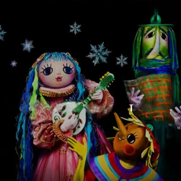 Спектакль «Буратино против Карабаса, или Да здравствует Дед Мороз!»