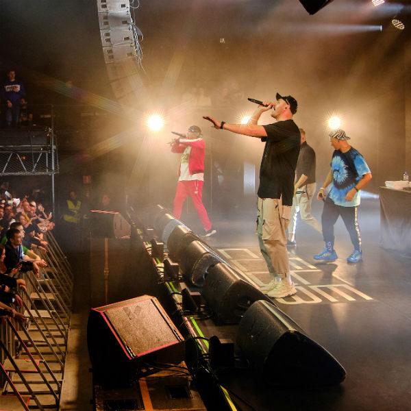 Концерт группы «Каста»: «Чернила осьминога»