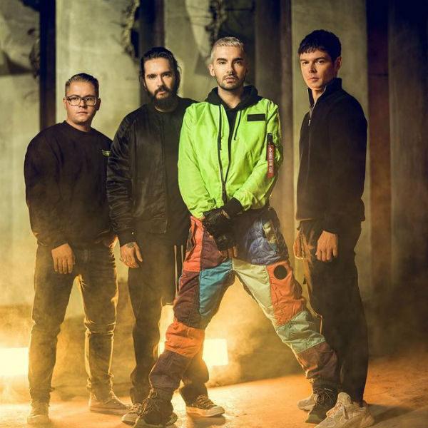 Группа «Tokio Hotel». Тур «Beyond the world»