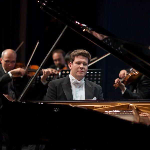 Концерт Дениса Мацуева: эксклюзивное шоу