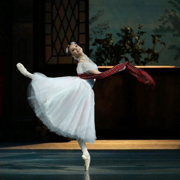 Балет «Сильфида» в Мариинском театре