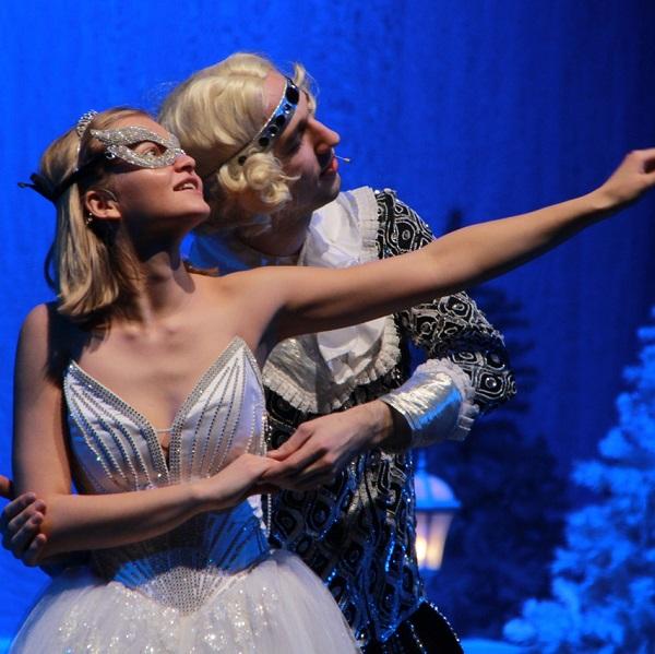 Мюзикл «Королевский бал Золушки» в ДК «Выборгский»