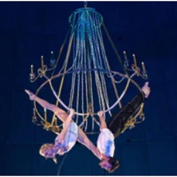 Новогодний цирк «Красавица и чудовище»