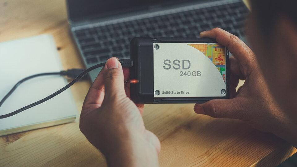 Лучшие внешние SSD диски 2021