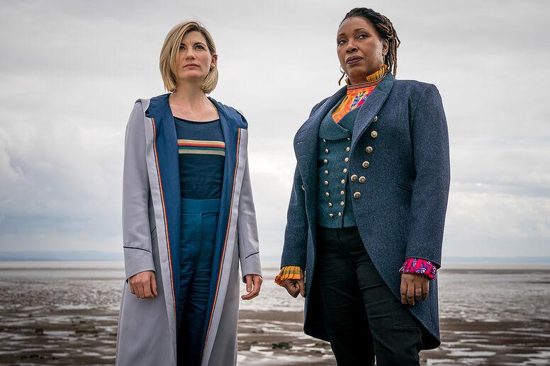 Следующего Доктора Кто сыграет темнокожая актриса