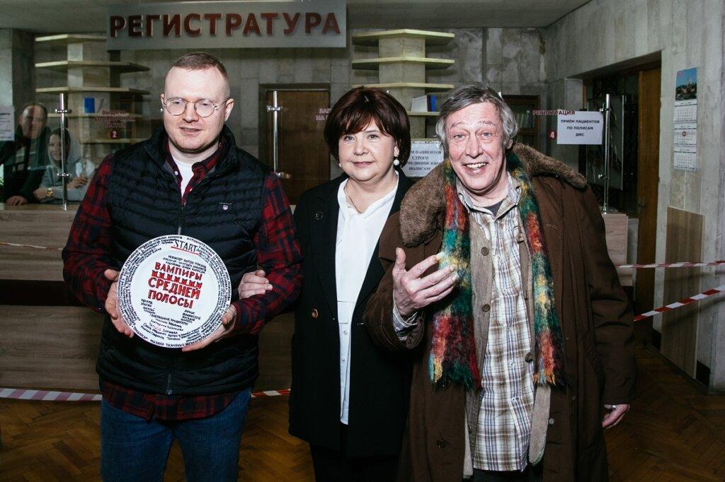 Михаила Ефремова вырезают из сериалов, а миллиардные кинопремьеры отменять не собираются