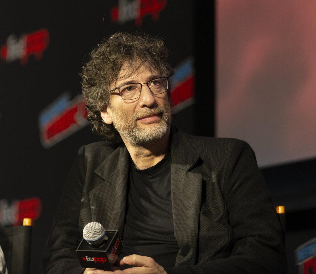 Автор «Благих знамений»  хочет стать сценаристом в новом сезоне «Доктора Кто»