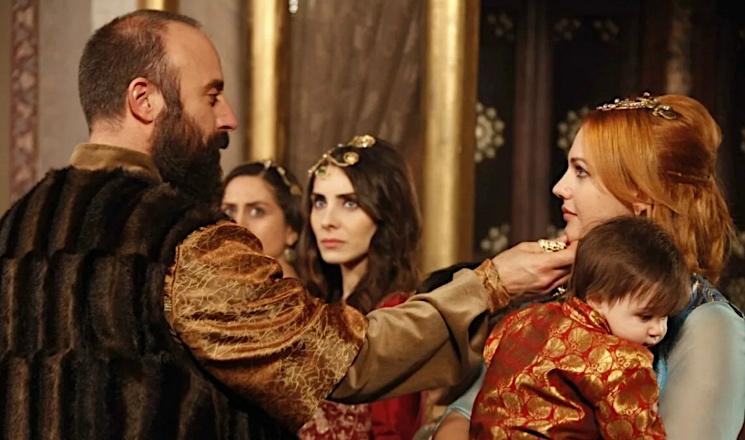Как сложилась жизнь потомков великого султана Сулеймана после его смерти