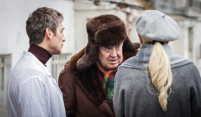 Юрий Стоянов рассказал, о чем будет новый сериал «Вампиры средней полосы»