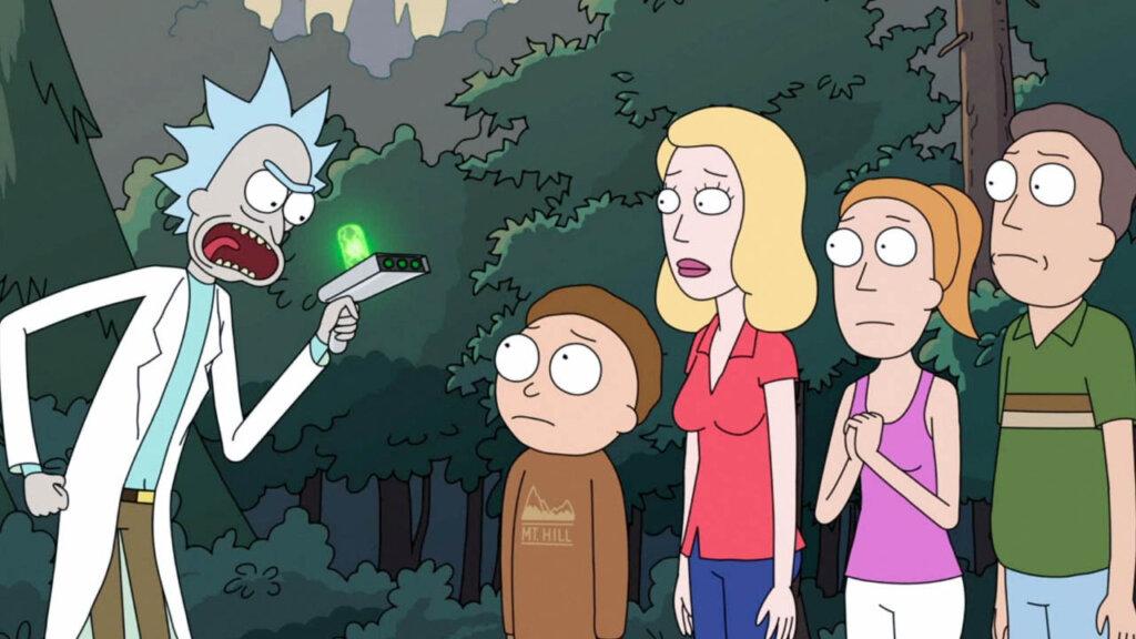 Когда выйдет 4 серия 5 сезона «Рик и Морти»