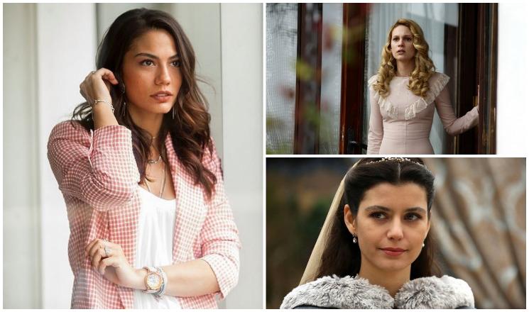 Вовсе не красавицы: фотографии турецких актрис без фильтров и фотошопа