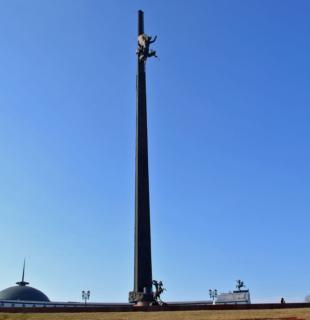 Монумент Победы в Москве