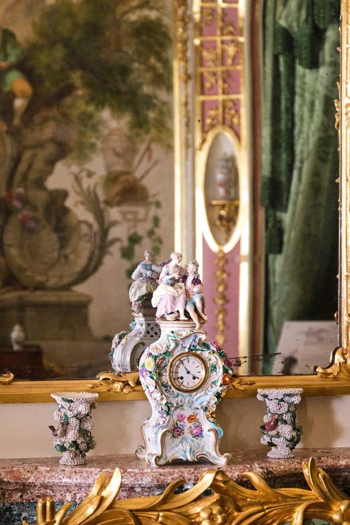 дворцовый интерьер