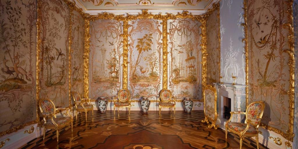 комната вкитайском дворце в петербурге
