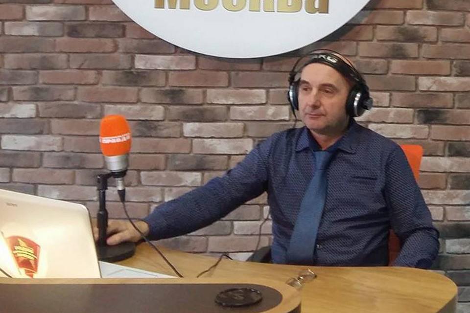 Адвокат Лиги защиты прав пациентов Дмитрий Айвазян в гостях у Радио «Комсомольская правда»