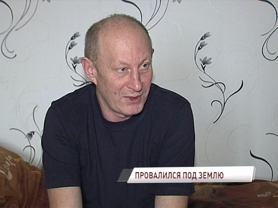 Александр Зайцев. Фото: телеканал Первый Ярославский.