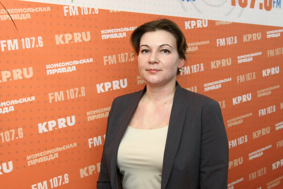 Прокурор отдела по надзору за исполнением законов о несовершеннолетних и молодежи Прокуратуры Удмуртии Анна Ващенко