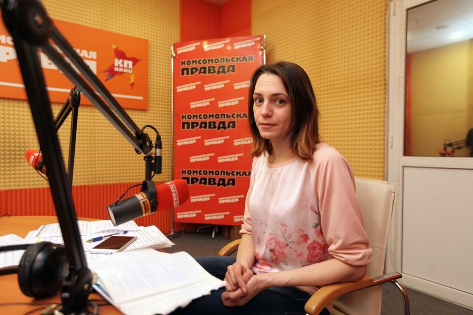Врач акушер-гинеколог Ставропольской краевой клинической больницы Екатерина Ильина