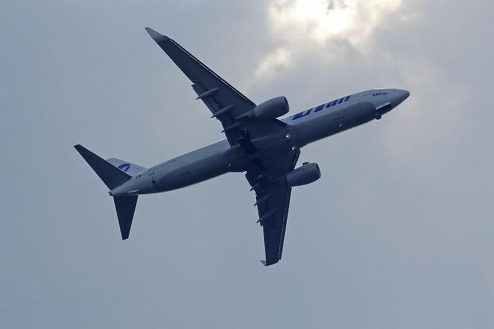 Самолет нижневартовск москва вылет