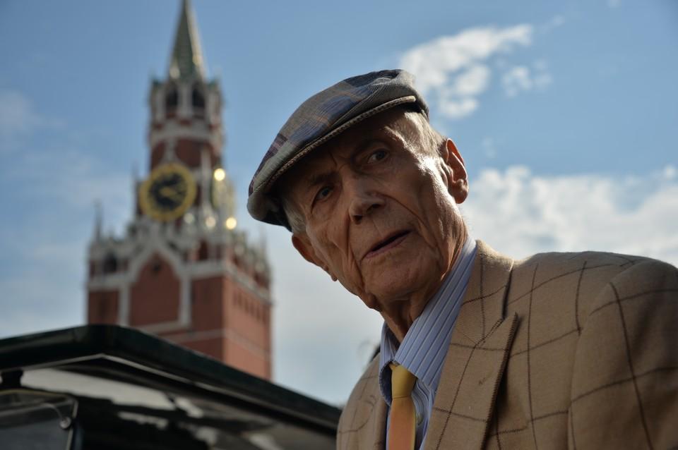 Великому поэту было 84 года