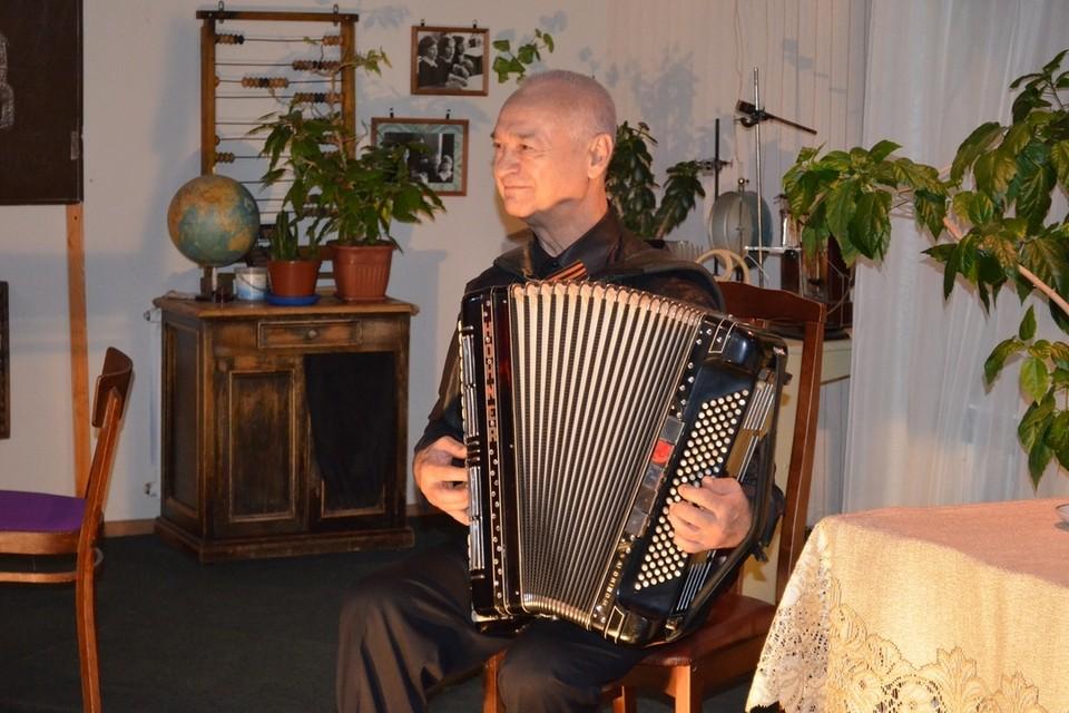 Липчан приглашают на юбилейный концерт Владимира Селявкина