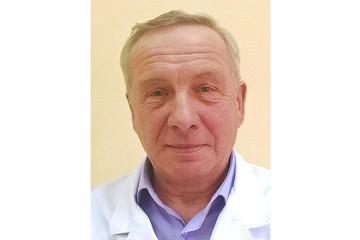 Лютин Виктор Николаевич, врач-хирург