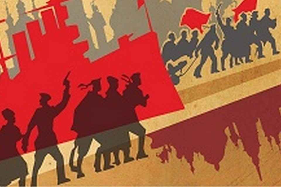 К 100летию Октябрьской революции  Стихи Иронические