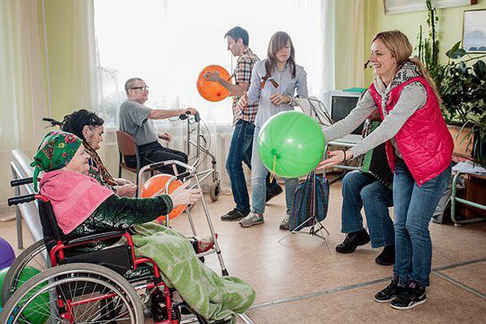 Дом престарелых в кожве дома престарелых московская область щелковский район
