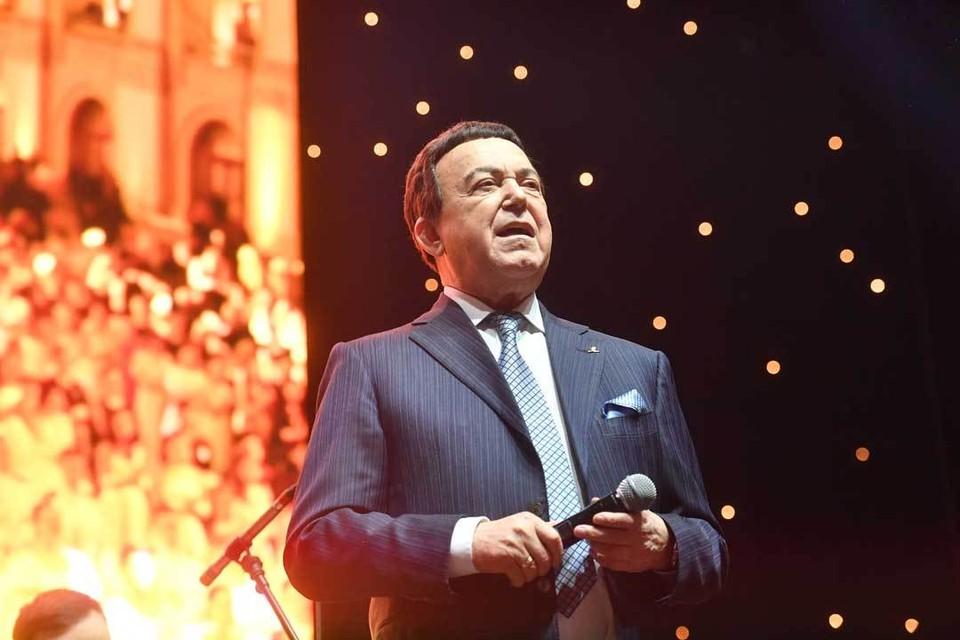 """Иосиф Кобзон считает, что на """"Евровидении"""" подводит итоги не авторитетное творческое жюри, а политики"""