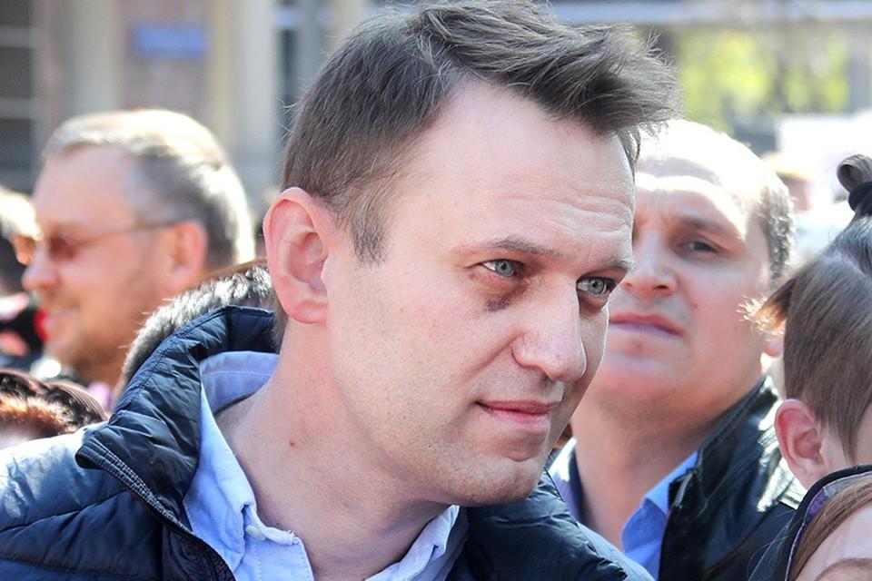 Алексей Навальный обеспечил себе поддержку украиснких националистов на будущих президентских выборах. Фото: Артем КОРОТАЕВ/ТАСС
