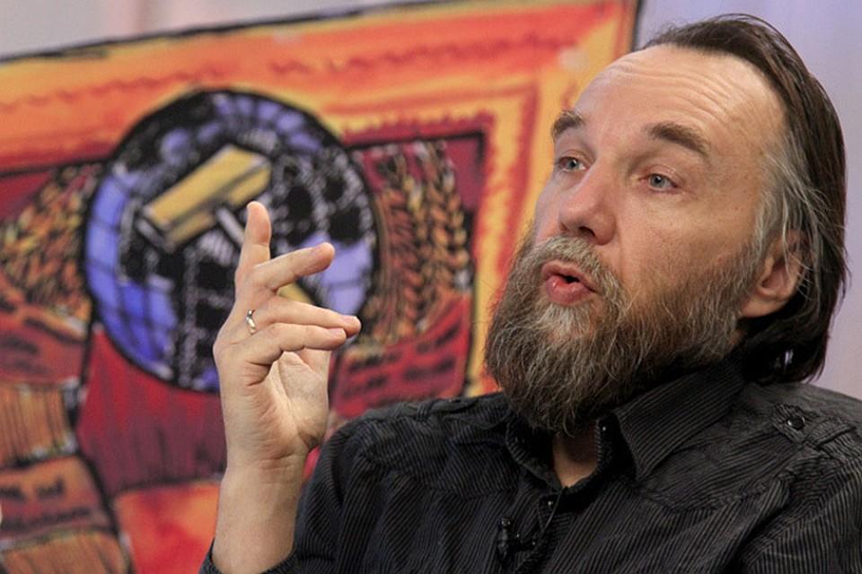 Руководителем Международного Евразийского движения Александр Дугин Фото: Георгий НИКАНОРОВ
