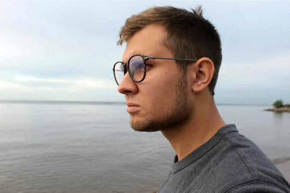 20-летний Павел Самойлов учился на втором курсе географического факультета МГУ