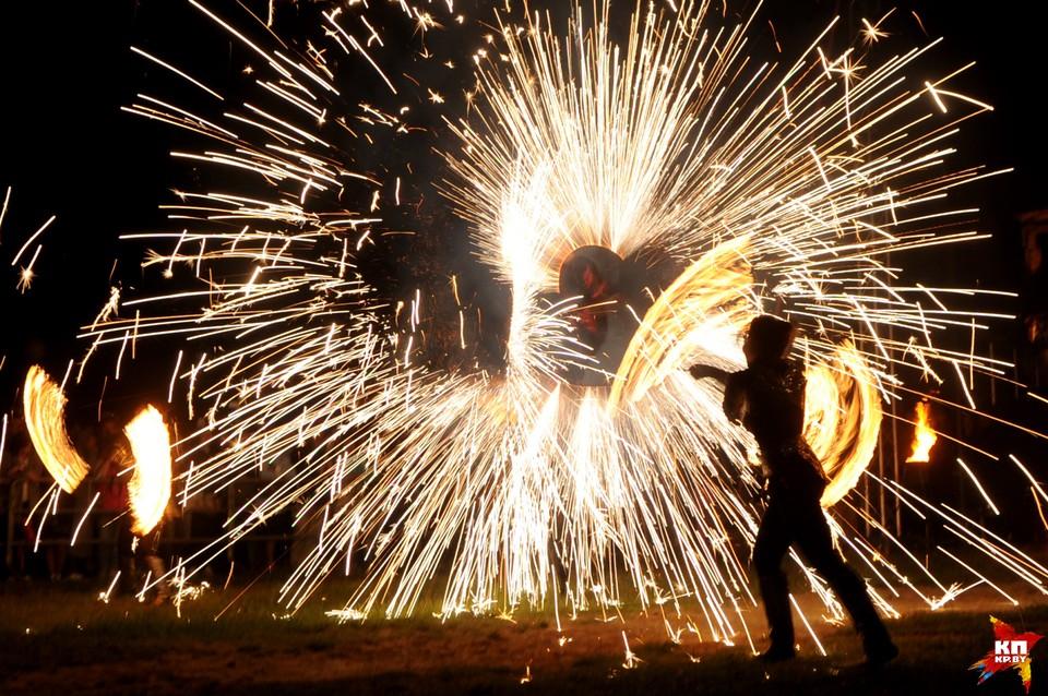 Фестиваль в Ружанах - праздник для местных.