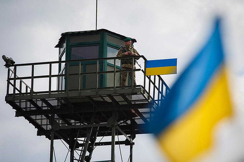 Введение визового режима с Российской Федерацией обойдется Украине в сумму около 1,5 - 2 млрд гривен. Фото: Константин Чергинский/ТАСС
