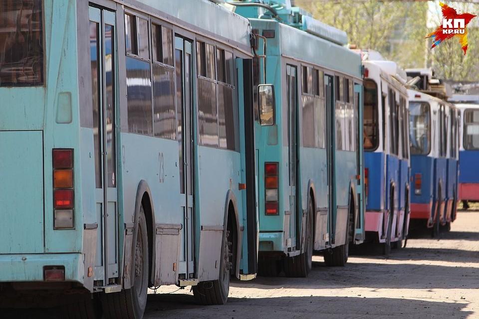 Общественный транспорт - важнейшая часть инфраструктуры Твери.