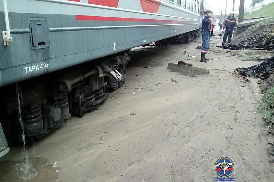 расписание поездов екаткринбург бийск