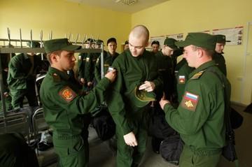 Более 3 тысяч ставропольских парней отправились в армию этой весной и летом