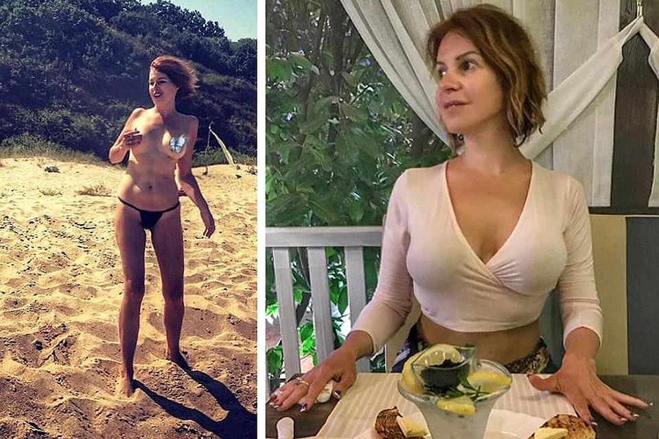 Женщина показала шикарную большую грудь видео скачать фото 553-446