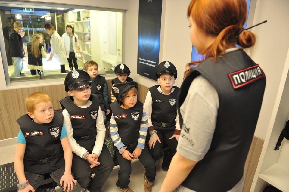А вы доверяете полиции? Фото: Михаил ФРОЛОВ