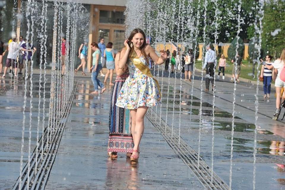 В Молдове в связи с жарой объявлен желтый код.