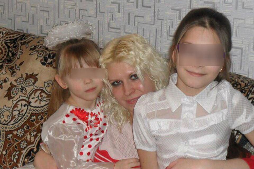 Соседи считали семью, где росли девочки, вполне благополучной