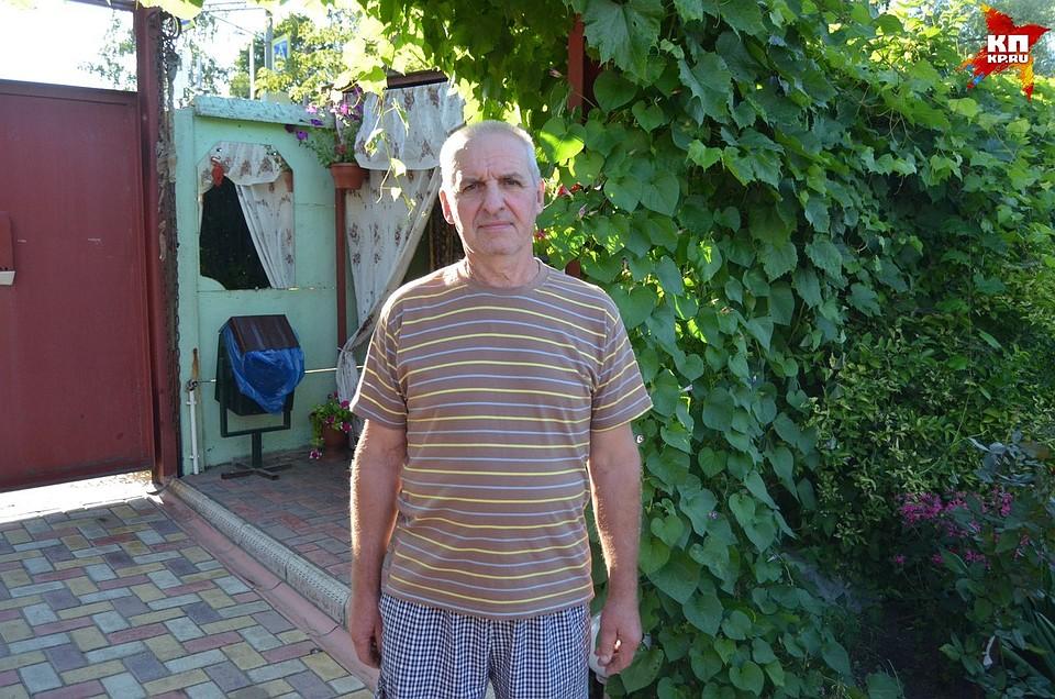 Евгению Журавлеву 63 года.