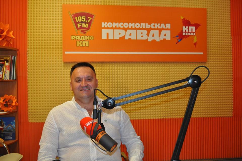 Ставропольскую федерацию дзюдо и самбо возглавил известный предприниматель и меценат Сергей Захарченко