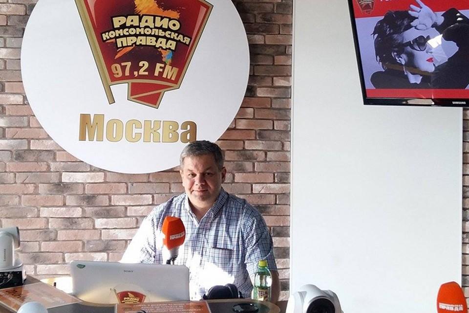 Александр Калинкин, руководитель центра нарушений сна