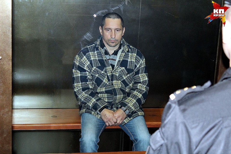 Егоров уверяет, что никого из девятерых убивать не хотел.