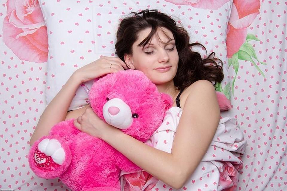 Во время фаз глубокого сна активизируются процессы сжигания лишних жиров