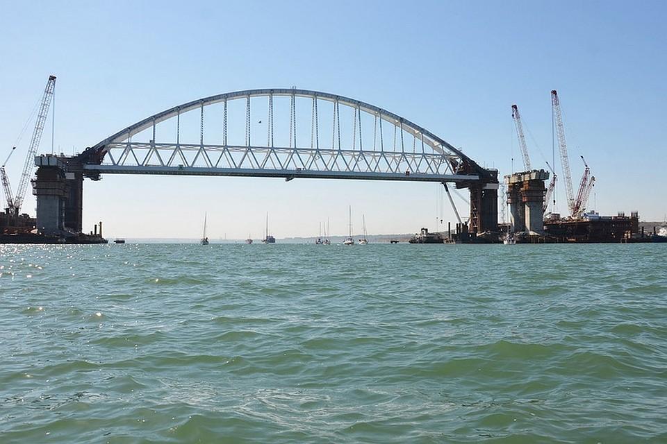 Мост в сирии член