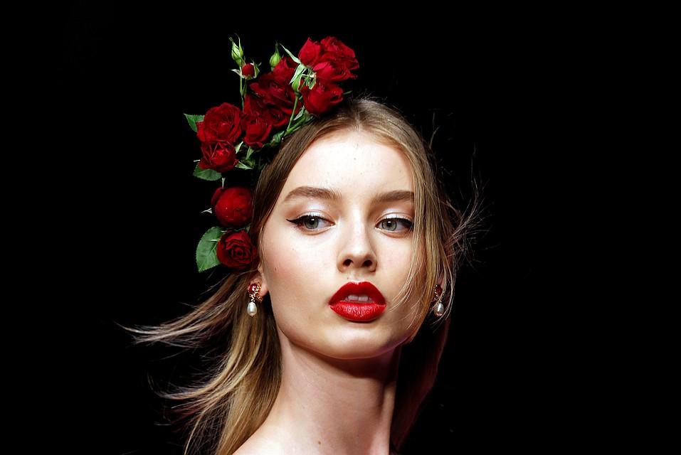 b680af9e32bf Неделя моды в Милане, коллекции весна-лето 2018  торжество ярких красок
